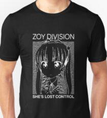 Camiseta unisex ZOY DIVISION
