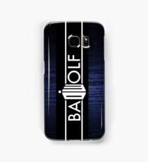 Bad Wolf - Formatted for Galaxy phones Samsung Galaxy Case/Skin
