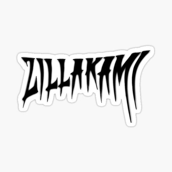 Zillakami Sticker