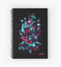 Cuaderno de espiral Mr Robot Fsociety