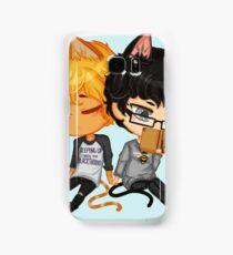 Kitty Chibi Samsung Galaxy Case/Skin
