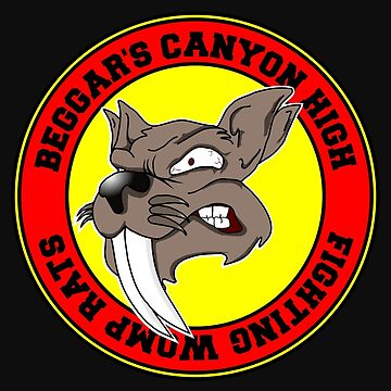 Beggar's Canyon High School Fighting Womp Rats by jcharlesw