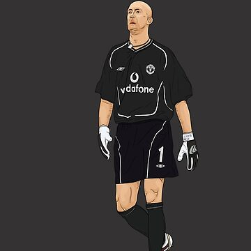 MUFC Goal Keepers_ Fabian Barthez by UNITEEDS