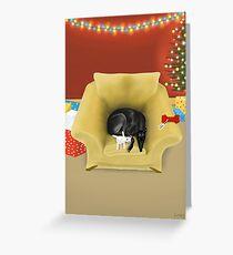 A Gift Awaits The Sleeper Greeting Card