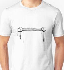 Splatter Spanner (black) T-Shirt