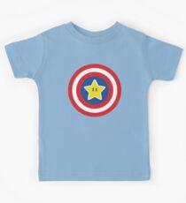 Captain Mario Kids Clothes