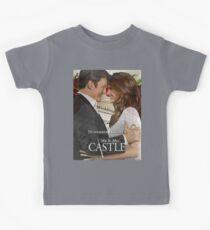 Caskett Wedding Kids Tee