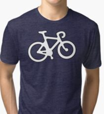 Multiple Ghost Bikes Tri-blend T-Shirt