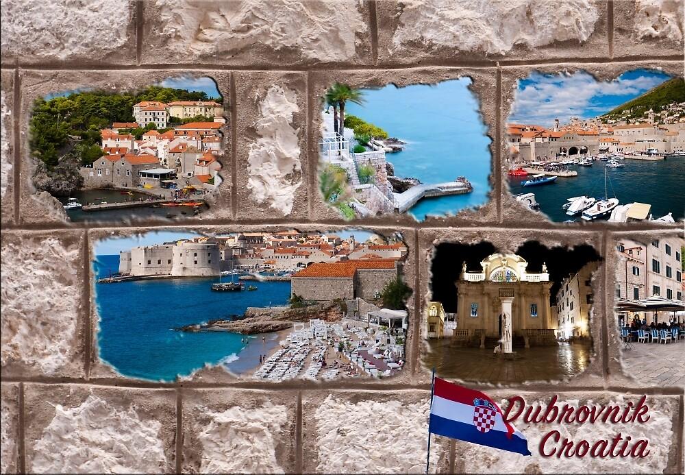 Dubrovnik, Croatia by Rae Tucker