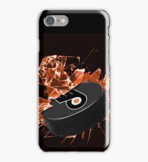 Philadelphia Flyers Puck iPhone Case/Skin