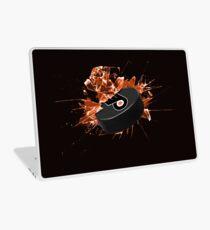 Philadelphia Flyers Puck Laptop Skin