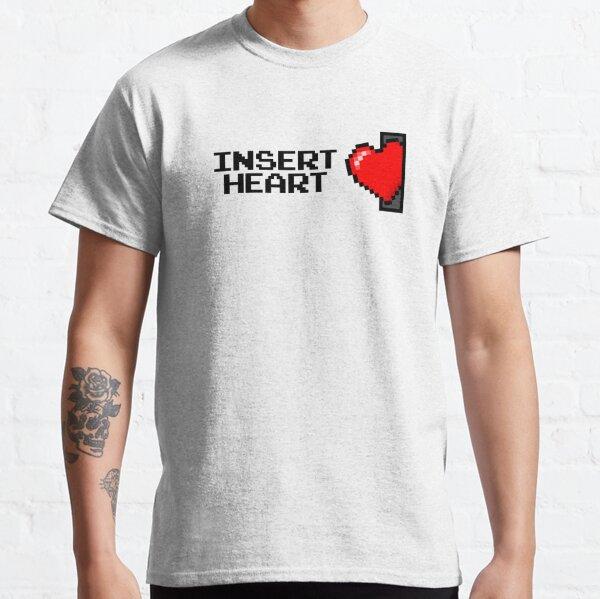Insert Heart Classic T-Shirt