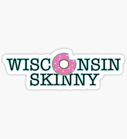 Wisconsin Skinny Donuts Sticker