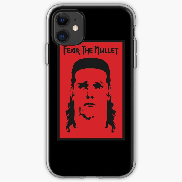 Fear the Mullet iPhone Soft Case