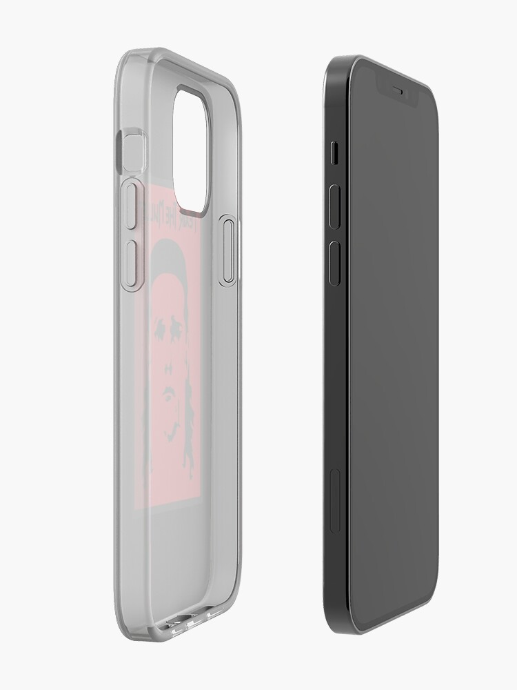Alternate view of Fear the Mullet iPhone Case & Cover