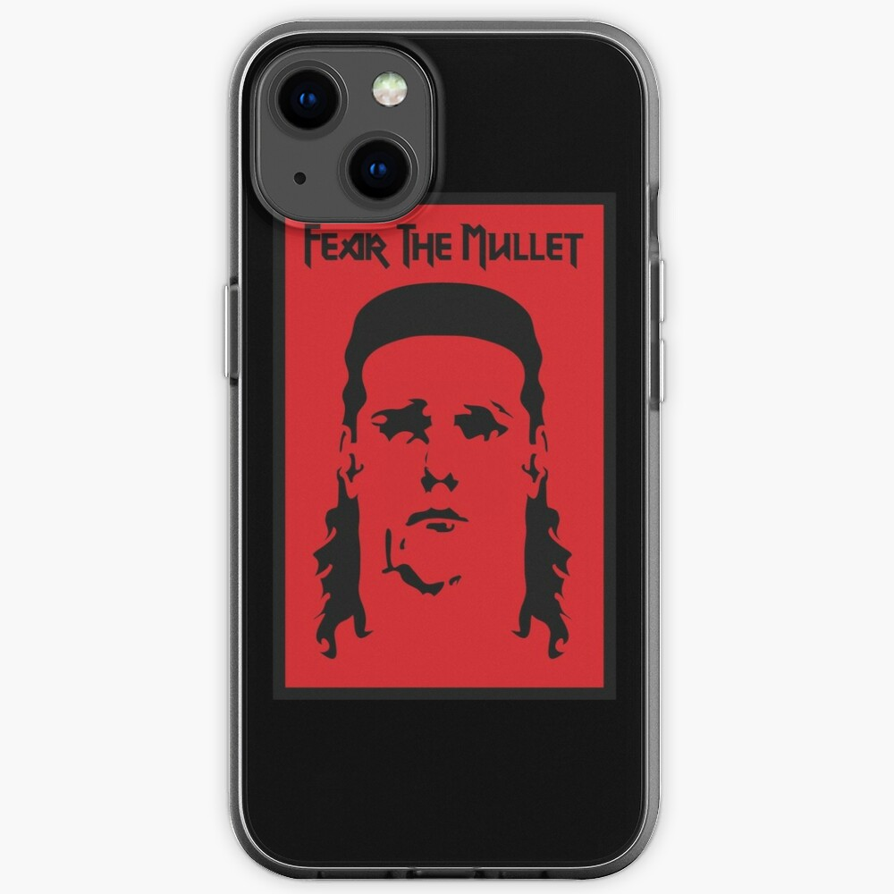 Fear the Mullet iPhone Case