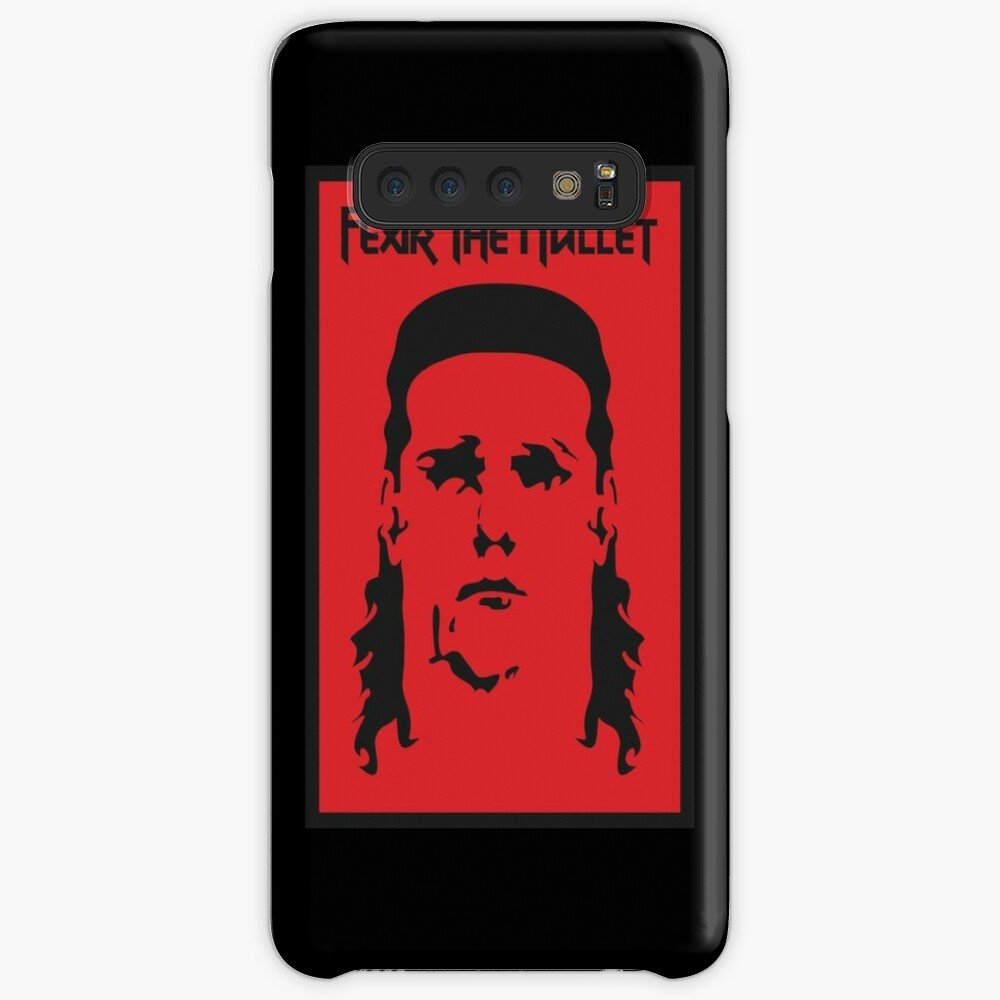 Fear the Mullet Case & Skin for Samsung Galaxy