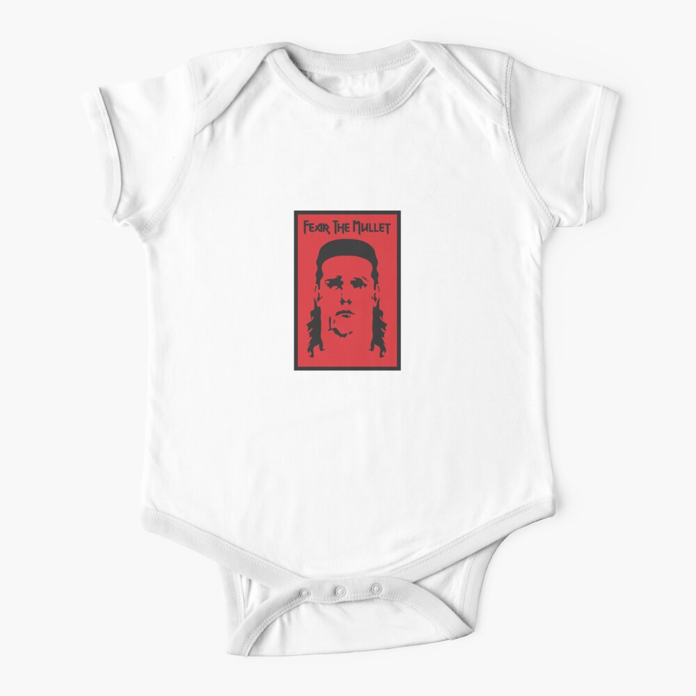 Fear the Mullet Baby One-Piece