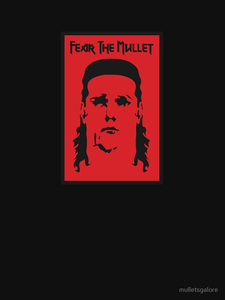 Fear the Mullet by mulletsgalore