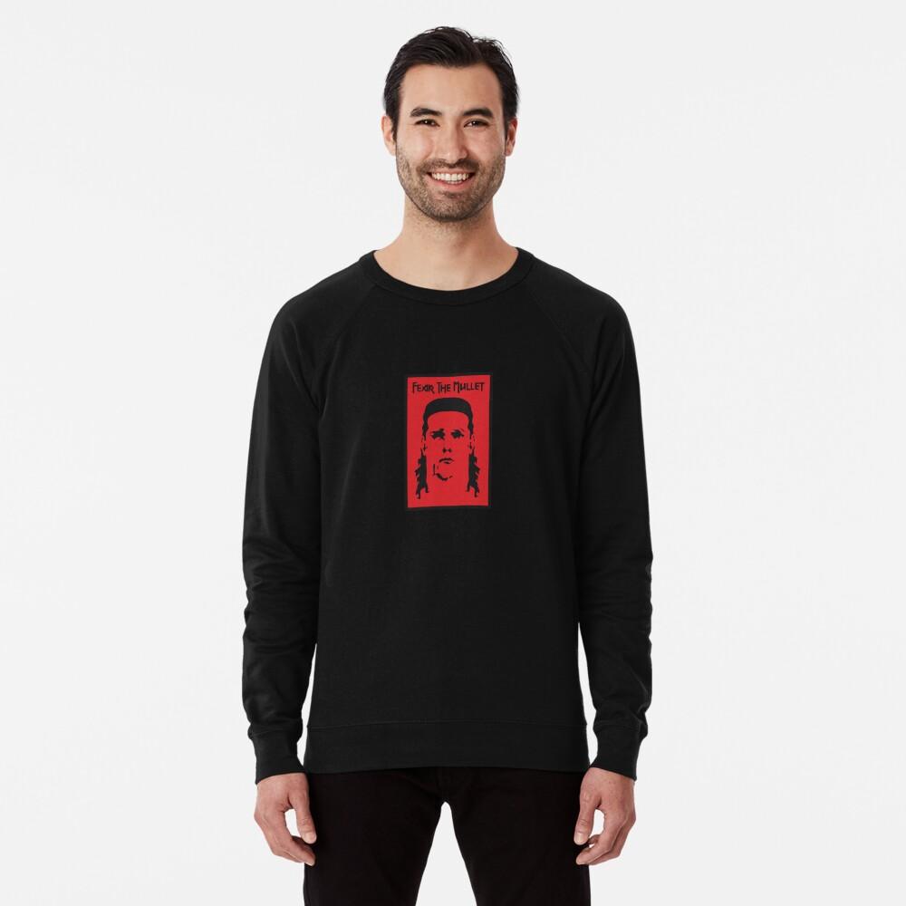 Fear the Mullet Lightweight Sweatshirt