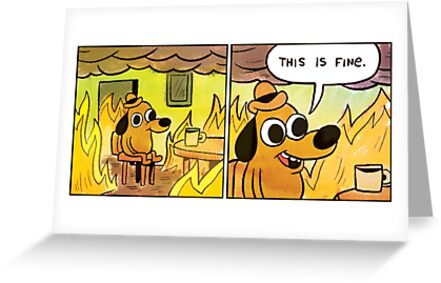 This is fine by scotter1995