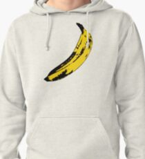 Big Yellow Banana Pullover Hoodie