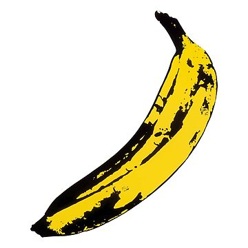 Big Yellow Banana by RockTheShirt