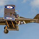 Royal Aircraft Factory SE5a F904 G-EBIA by Colin Smedley