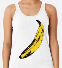 Big Yellow Banana - Red Women's Tank Top