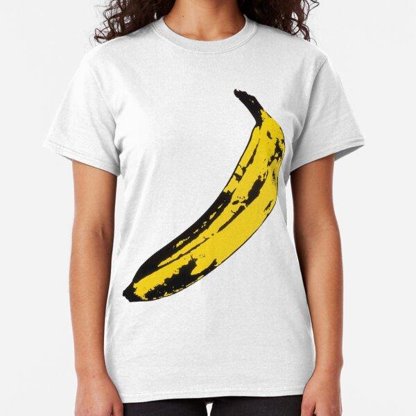 Big Yellow Banana - Red Classic T-Shirt