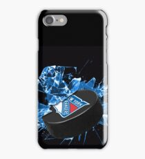 New York Rangers Puck iPhone Case/Skin