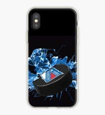 New York Rangers Puck iPhone Case