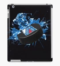 New York Rangers Puck iPad Case/Skin