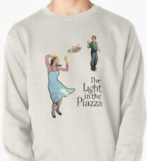 The Light in the Piazza - logo art Pullover