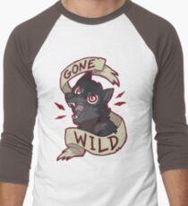 Gone Wild Men's Baseball ¾ T-Shirt
