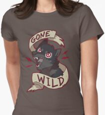 Gone Wild Womens Fitted T-Shirt
