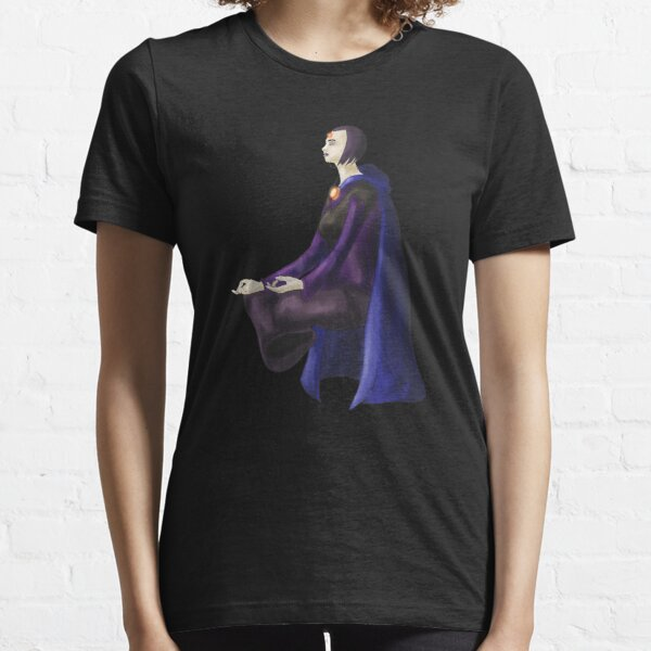 Raven (With Clothing) Essential T-Shirt