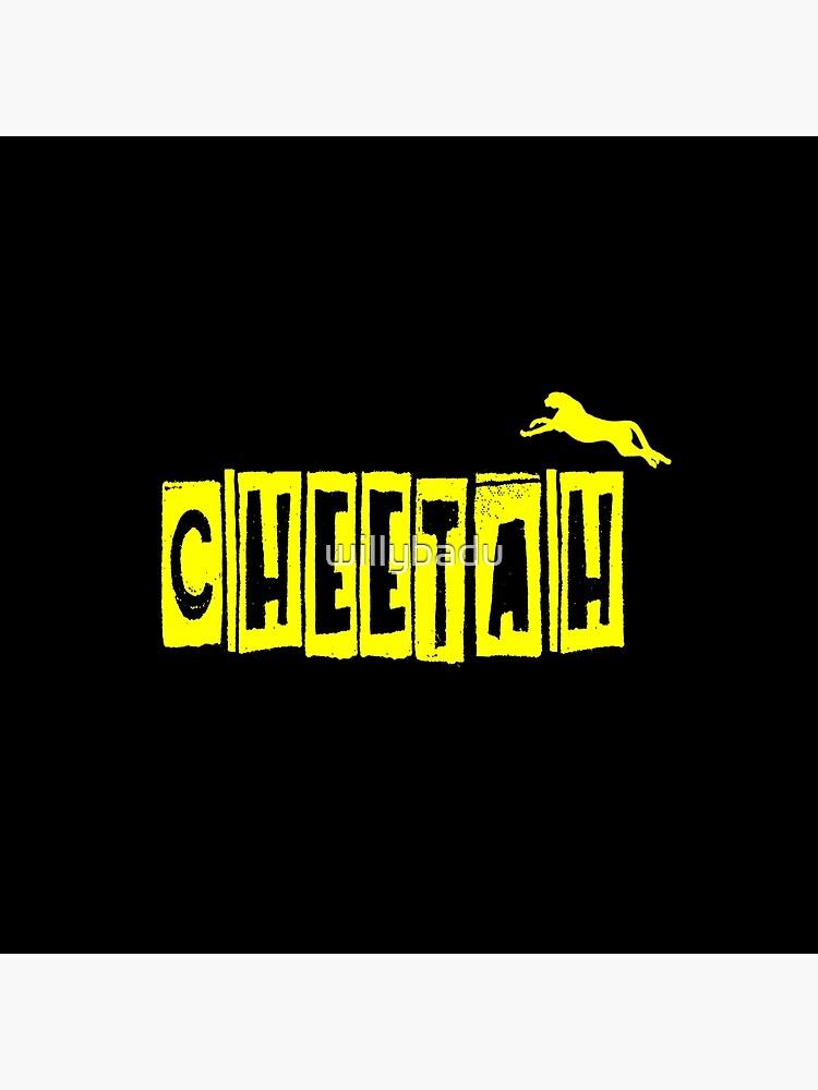 Get Cheetah Logo Brand