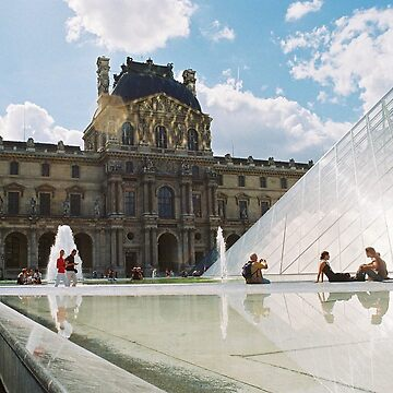 Paris. France. The Louvre. Photography ® by creative-bubble
