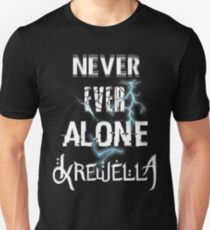 Krewella - Lights & Thunder Lyric Unisex T-Shirt