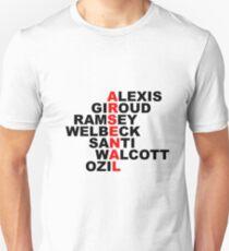 arsenal red T-Shirt