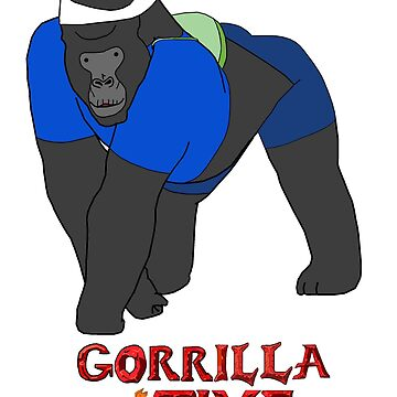 Gorilla Time by Simm0ns
