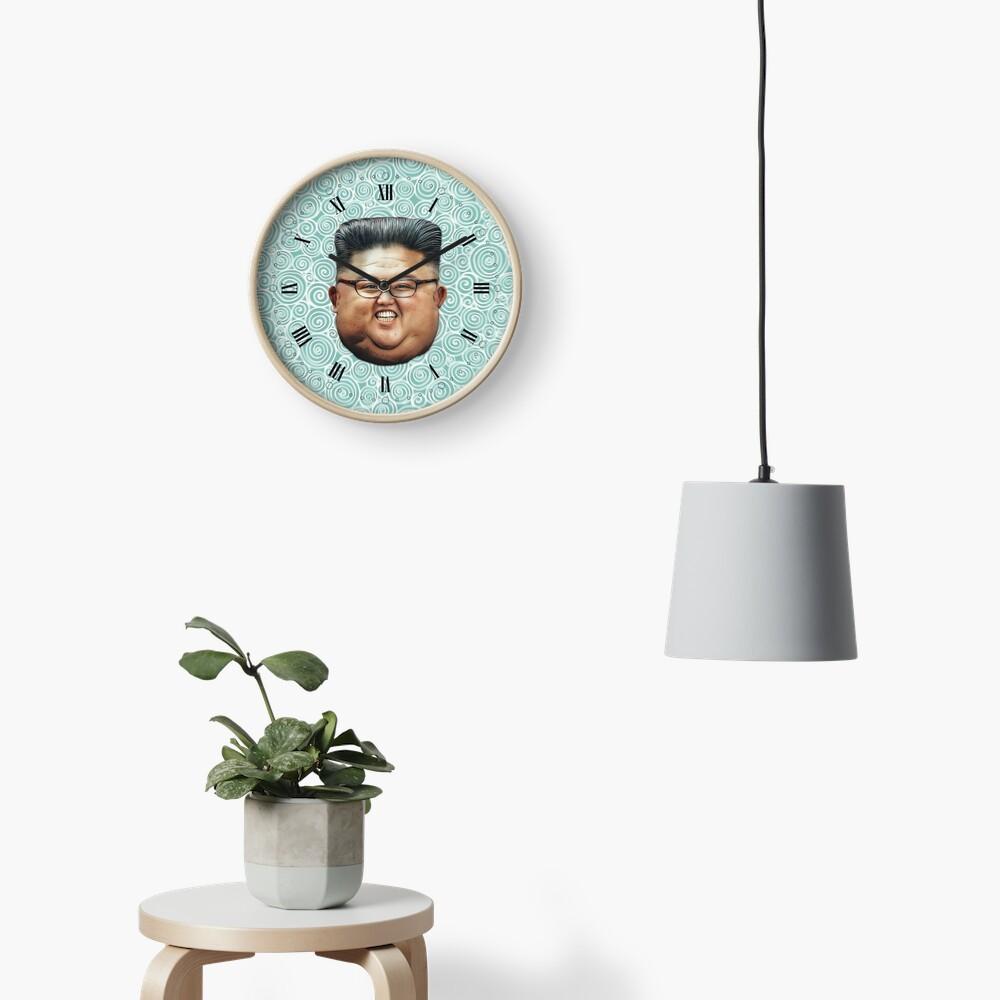 Kim Jong-un Clock
