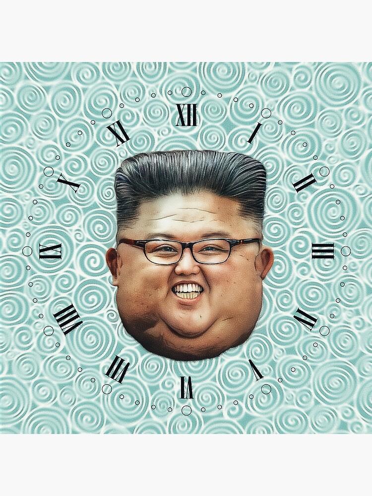 Kim Jong-un by Oddtoe