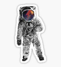 AstroBowie Sticker