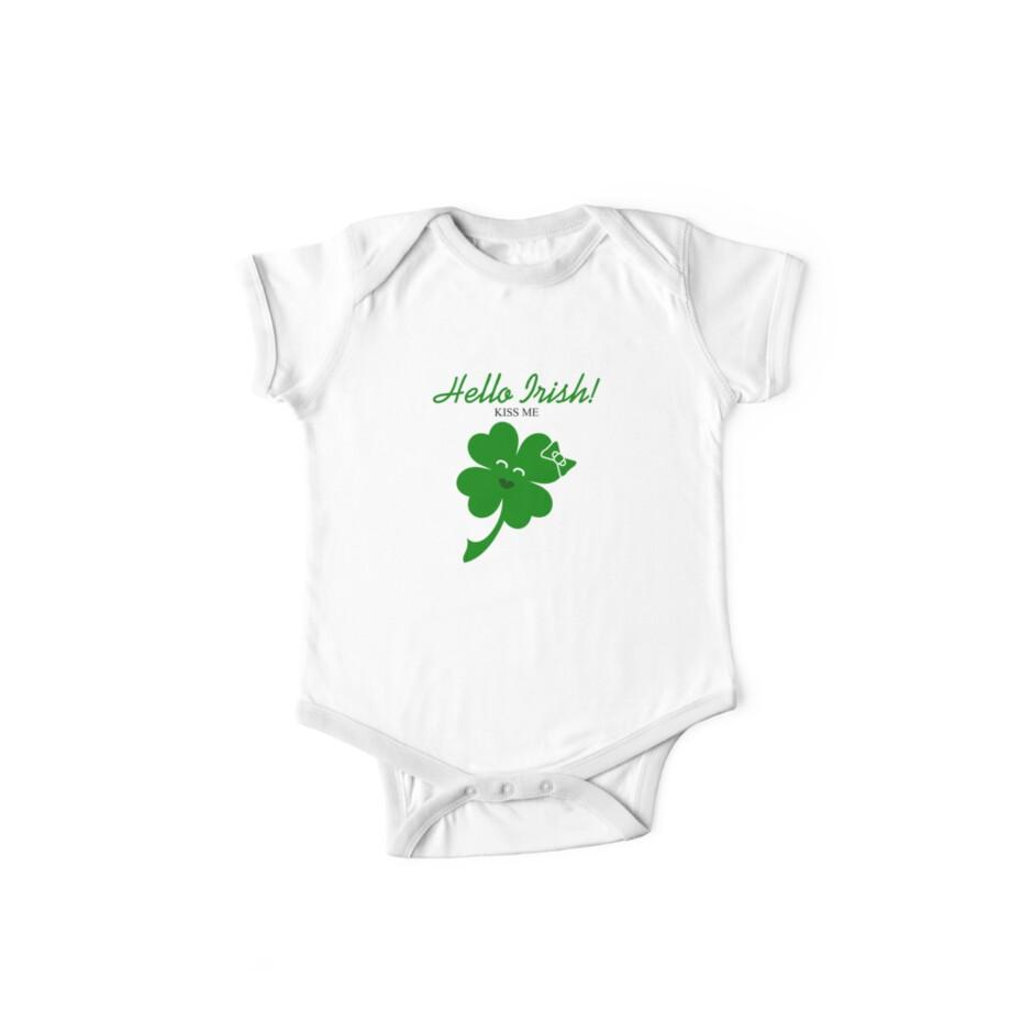 St Patrick: Hello Irish VRS2 by vivendulies