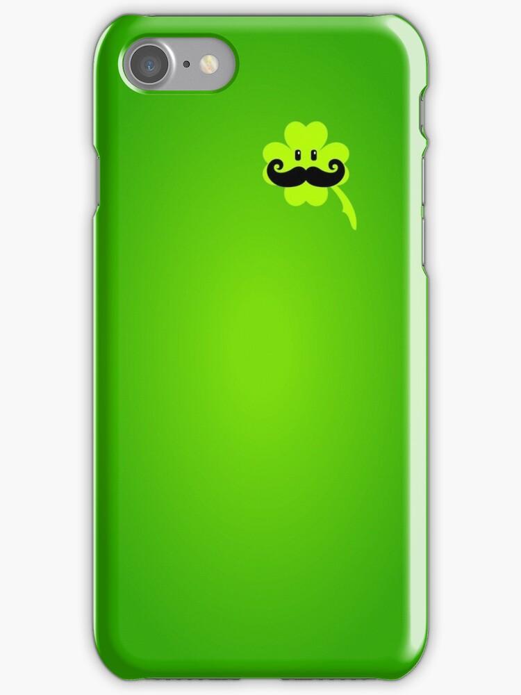 St Patrick: Irish Mustache VRS2 by vivendulies