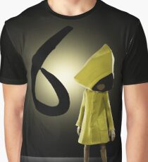 Six- Little Nightmares Graphic T-Shirt