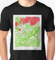 USGS TOPO Map Arkansas AR Little Rock 258938 1961 24000 T-Shirt