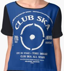 Club Ska All Stars Women's Chiffon Top